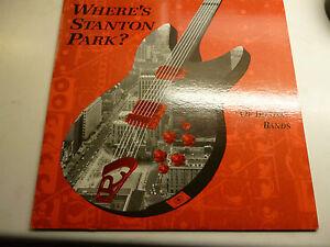 Various Artists / Where's Stanton Park? (vinyl) - Biebesheim, Deutschland - Various Artists / Where's Stanton Park? (vinyl) - Biebesheim, Deutschland