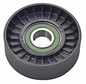 V FOR AUDI A4 A6 A8 ALLROAD Fan Belt Tensioner Pulley Ribbed Belt Idler
