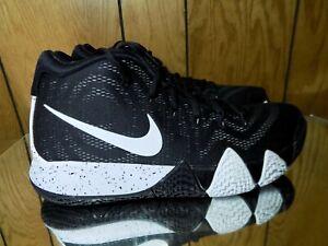Nike Av2296 10 4 001 Tb Weiß 5 Männer Basketballschuhe Schwarz Kyrie Größe RHrxXqvR