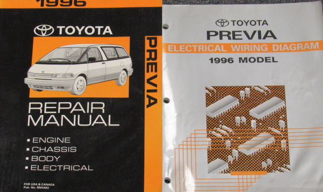1996 Toyota Celica Service Repair Workshop Shop Manual Set Oem W Ewd