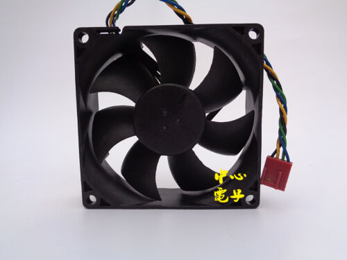 FOXCONN PVA080G12Q Fan 80*80*25mm 12V 0.65A 4Pin #M3682 QL