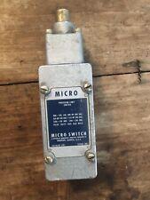 Honeywell 51ML1-9713 Micro-Switch Precision Rotary Limit Switch New