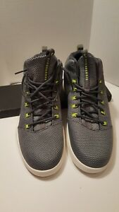 best sneakers 076c0 281ae Image is loading NEW-Nike-Prime-Hyperfr3sh-Hyperfresh-Basketball-Shoes-Grey-