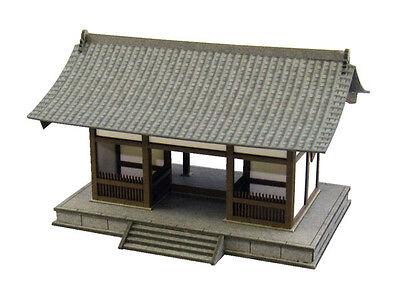 Sankei MP03-47 Japanese Temple Gate 1/150 N scale