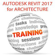 Autodesk REVIT 2017 for ARCHITECTURE (metric) - Video Training Tutorial DVD