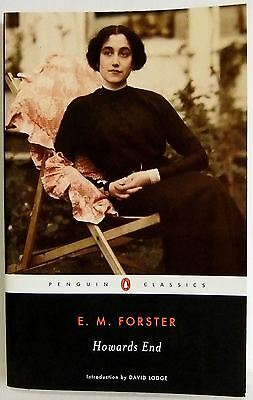 Howards End E M Forster Penguin Classics PB set in 1910 life novel PB