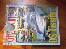 $$µ Revue Gazoline N°61 DS Tissier  Citroen Dyane  Opel Kadett GT/E  Monaquatre