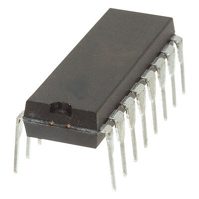 SN754410NE 4 Channel Half-H Bridge Driver Relay Solenoid Motor IC