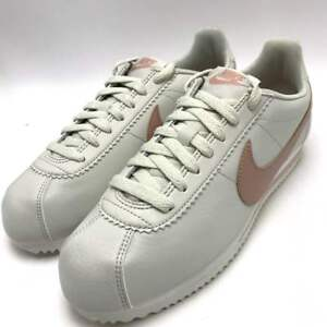 nike cortez pink leather