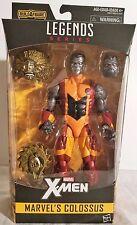 """Colossus Marvel Legends X-Men Wave 2 Series 6"""" Figure Warlock BAF"""