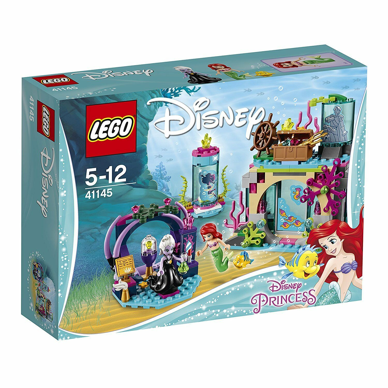 LEGO Little Mermaid  Ariel e the Magical Spell  41145 Ursula 512 old Japan