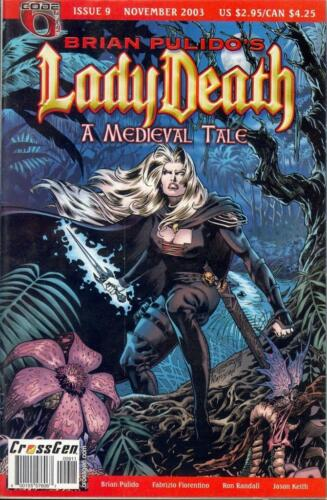Lady Death Medieval Tale #9   NEW!!!