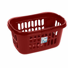 60l Wham Casa Hipster Laundry Basket Dirty Washing Storage Clothes