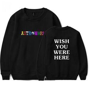 a5554e96acec Image is loading Travis-Scott-Astroworld-Hoodie-Sweatshirt-Men-Women-Hip-