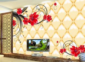 3D Bright color Art 72 Wall Paper Murals Wall Print Wall Wallpaper Mural AU Kyra