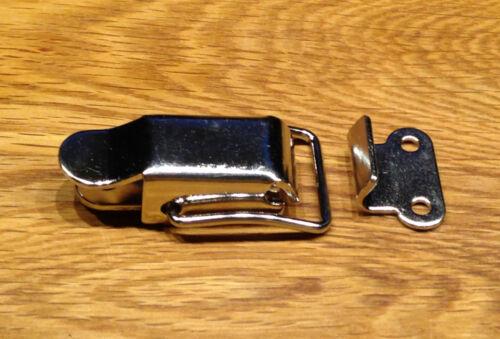 4 Stück INOX Edelstahl Hebelverschluss Spannverschluss 55 mm lang