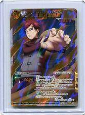 NARUTO JAPANESE card carte Miracle Battle carddass Super Omega 3 Gaara