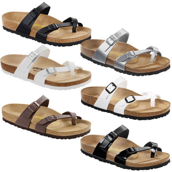 Birkenstock Mayari sandalias tira dedo sandalias dedos zapatos de alma Gizeh