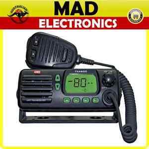 GME-TX4600-80-CHANNEL-UHF-CB-5-WATT-TWO-WAY-RADIO-Waterproof