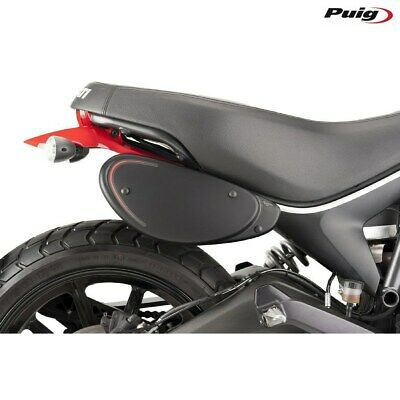 Cavalletto laterale per Ducati Scrambler Desert Sled Sixty2 nero