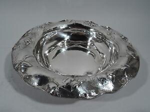 Gorham-Bowl-EFX-Antique-Centerpiece-American-Martele-9584-Silver-1914