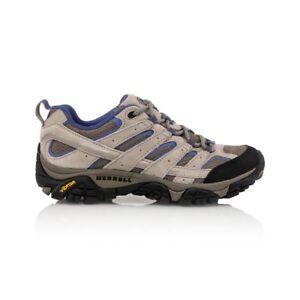 cb463863 Details about Merrell Moab 2 Ventilator Wide (D) Women's shoe -  Aluminum/Marlin
