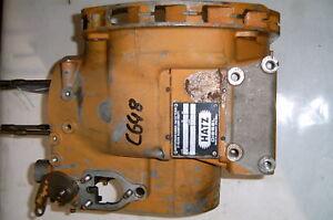 0648 - Motorblock / Kurbelgehäuse für Hatz  E71 E75 E79