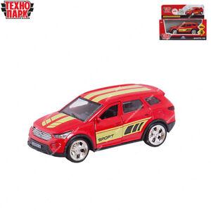 Tehnopark Diecast véhicules Sport Hyundai Santa Fe russe jouet voitures 12 cm