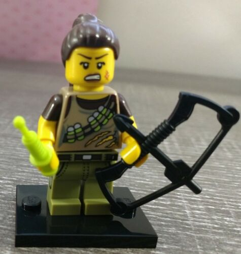 Unused Online Code LEGO MINIFIGURES SERIES 12  Dino Tracker New Open Package