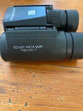 Olympus Fernglas 10x21 RC II WP Dark Green