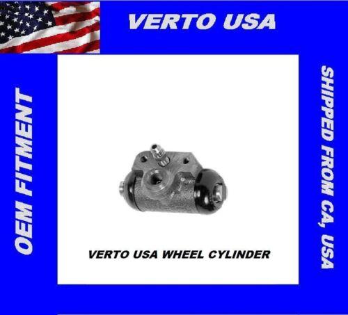 Drum Brake Wheel Cylinder-Premium Wheel Cylinder Rear Left Verto USA
