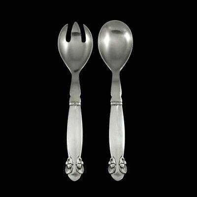 Bittersweet by Georg Jensen Sterling Silver Salad Fork 6