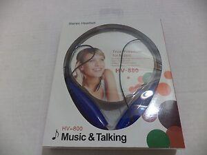 HV-800-Wireless-Stereo-Bluetooth-Headset-Universal-Vibration-Neckband-Earphone