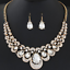 Women-Chunky-Fashion-Crystal-Bib-Collar-Choker-Chain-Pendant-Statement-Necklace thumbnail 85