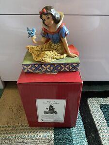 Disney Traditions Snow White  & Bird. 4037512. Rare Figure ?