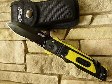 WALTHER ERK Emergency Rescue Knife Rettungsmesser Notfallmesser Taschenmesser
