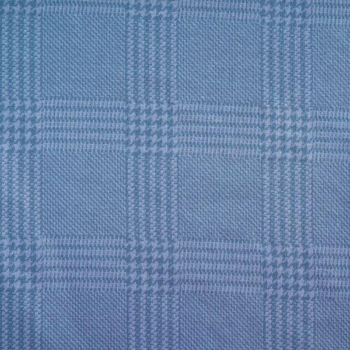 Jacquard Glen Check jeans Stoffonkel