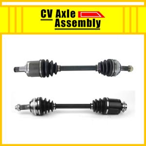 Car & Truck Parts Auto Parts & Accessories /RSX Front Pair CV Axle ...