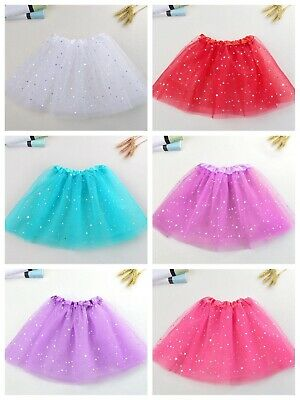 Dance Party Hen Ballet Tulle Tutu Skirt