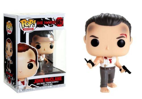 Die Hard John McClane Pop Funko movies Vinyl Figure n° 667