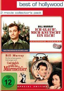 Best-Of-Hollywood-2-Movie-Collection-87-Ich-glaub-039-mich-knutscht-ein-Elch-Un