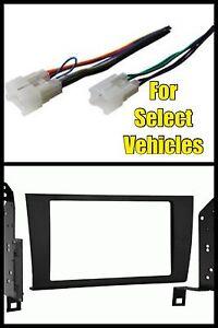 98 05 lexus gs300 gs400 gs430 double din car radio install dash 2002 lexus es300 radio wiring diagram wiring harness es300 double din