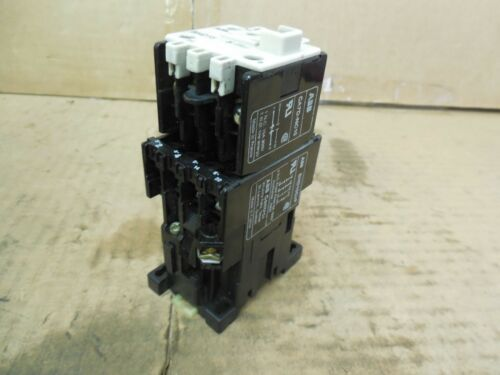 Auxiliary Contact CA7D-NC15 Used ABB Contactor BHD15C2P 15 A Amp 120V Coil w