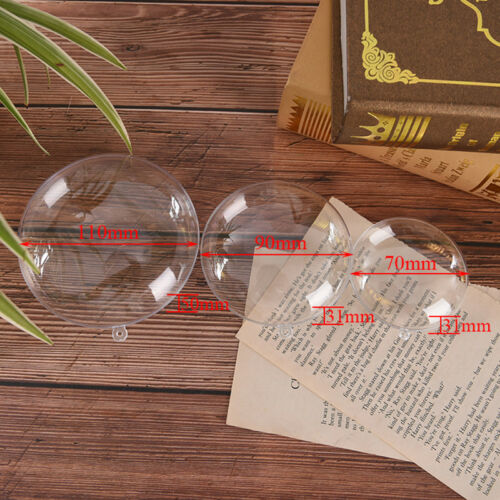 bath bomb moulds plastic acrylic mold ball heart egg choose shape /& size F