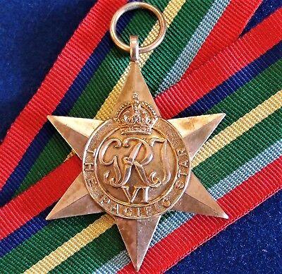 War Medal WWII 1939-45 Bulk Lot 10 Genuine Original Campaign Medals /& Ribbons
