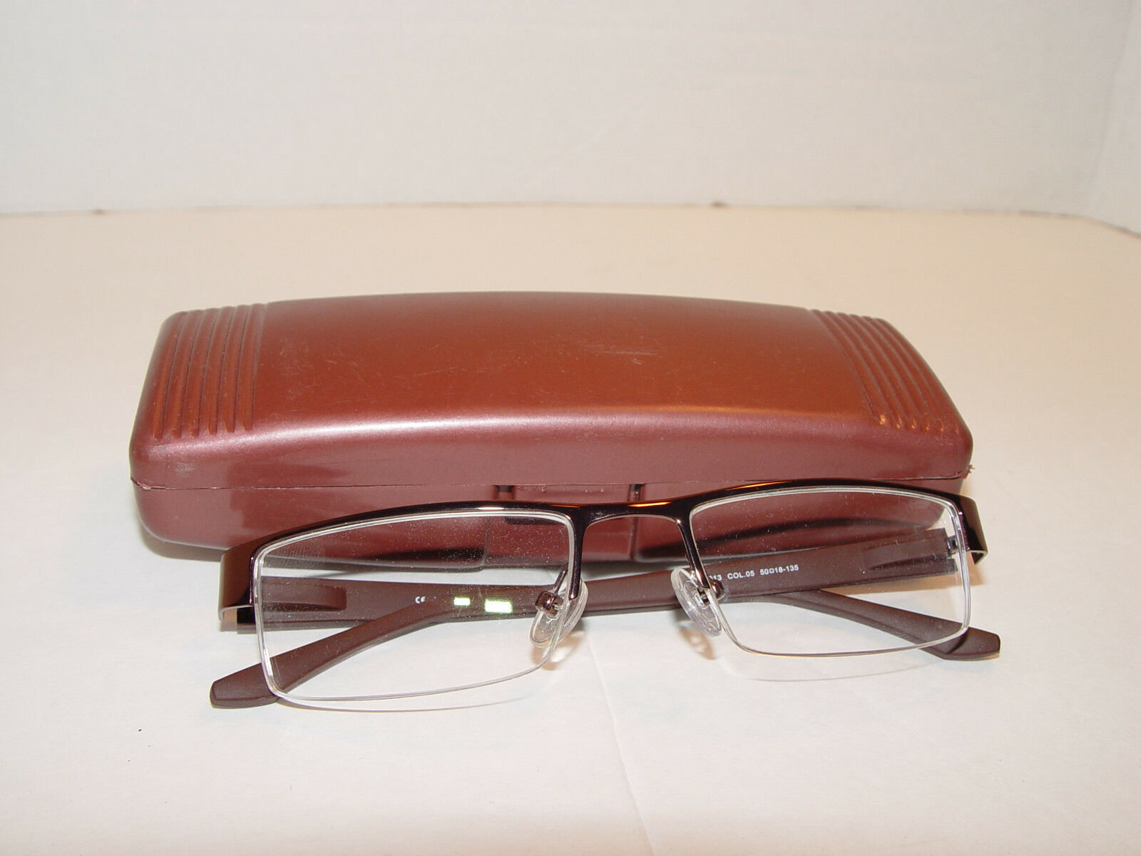 New Jaguar MOD38013 COL.05 Mens Glasses  Frames Brown Eyeglasses 50-18-135  hot