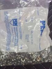 "Lot of 50 Y-2433-8CI Penn Engineering PEM Stud 6-32 1//2 Min Sheet .040/"" NOS"