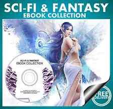 9000+ ULTIMATE SCI FI & FANTASY eBooks Collection for Kindle & eReaders DVD PDF