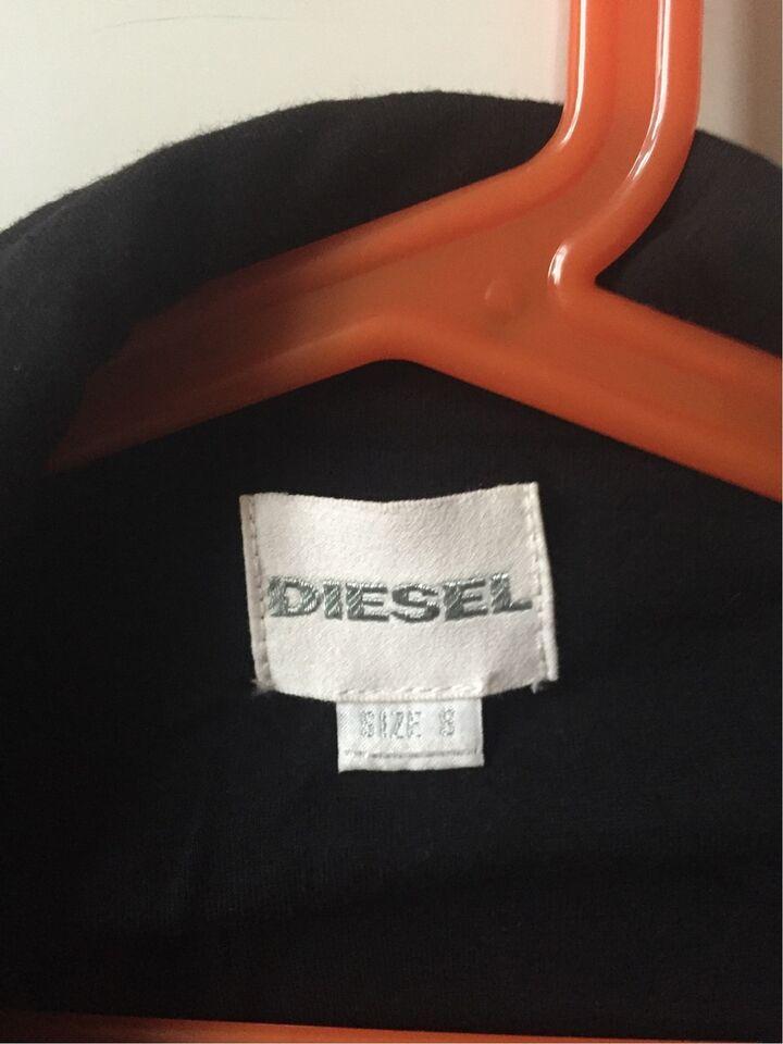 Jakke, Sort jakke , Diesel