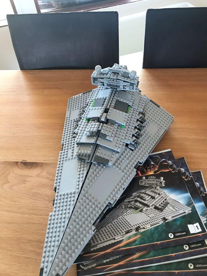 Lego Star Wars, 75055